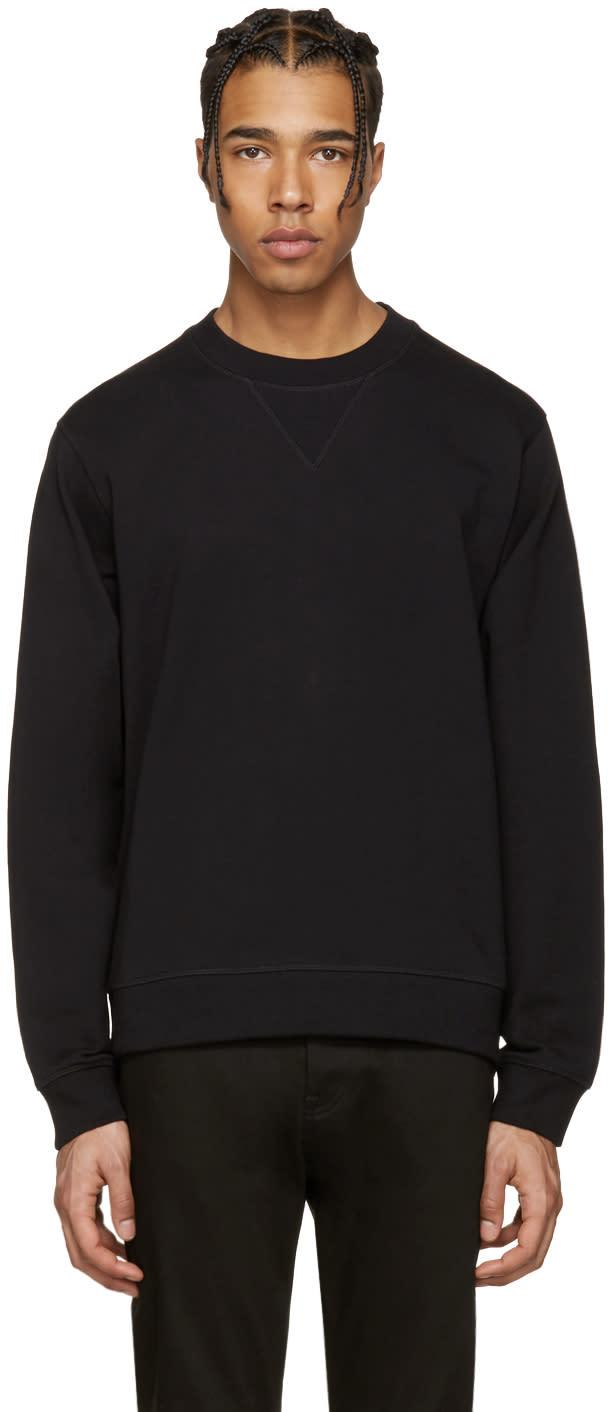 Kenzo Black Back Logo Pullover