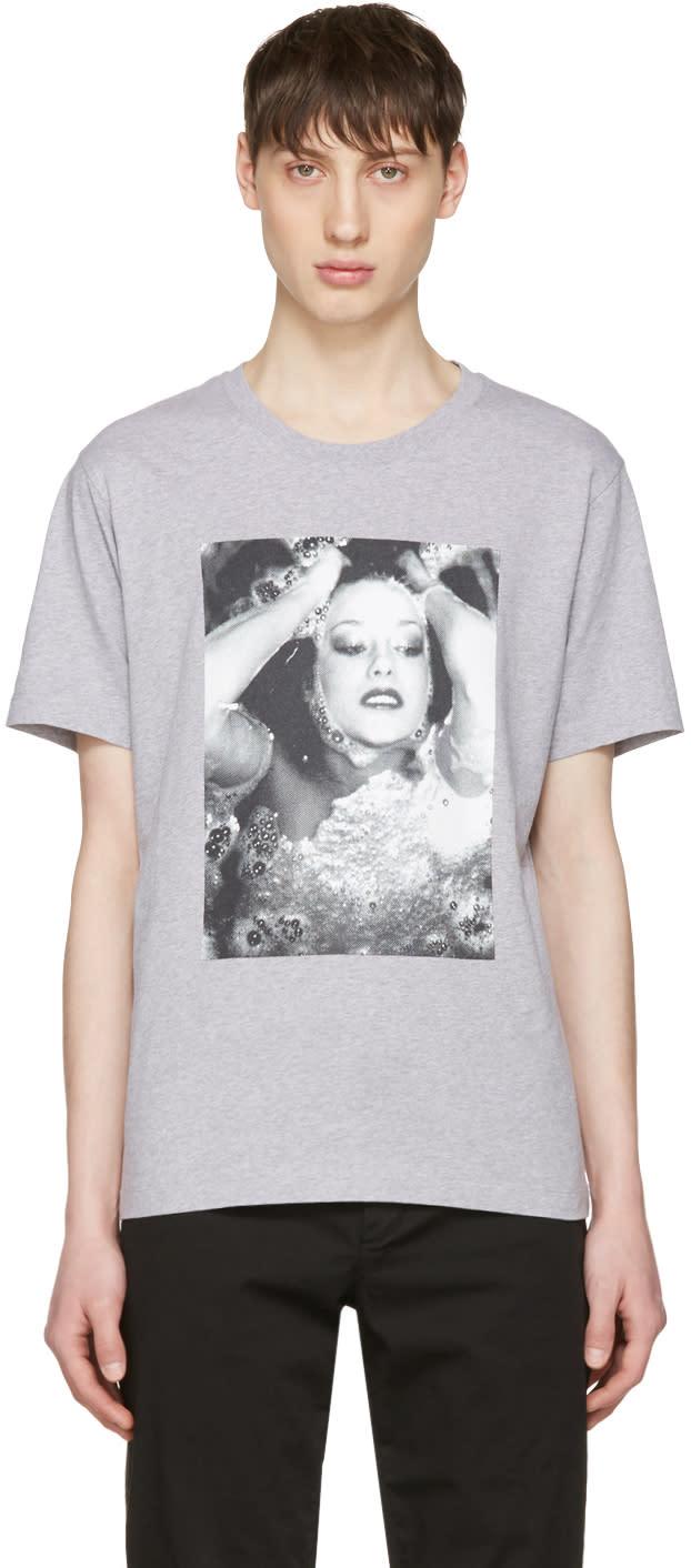 Kenzo Grey Antonio Girls T-shirt