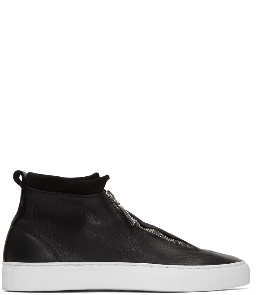 Diemme Black Fontesi High-top Sneakers