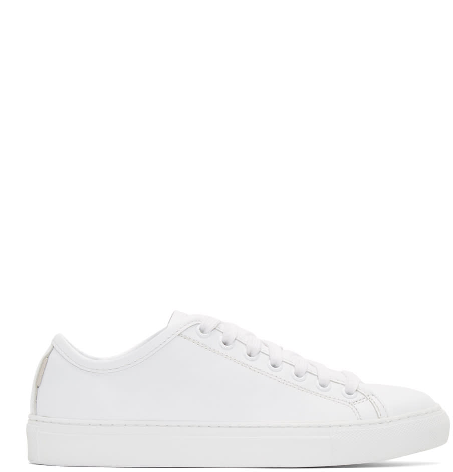 Diemme White Veneto Low Sneakers