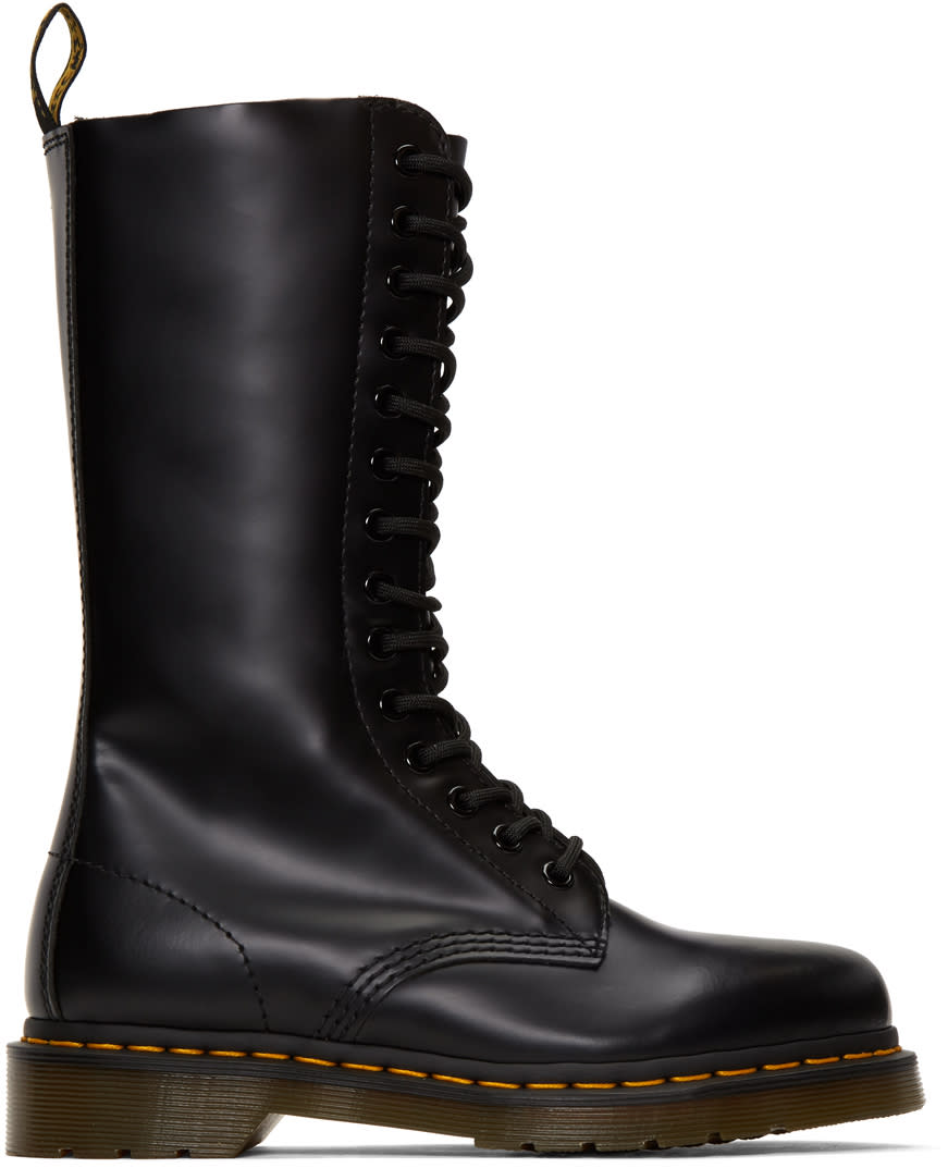 Image of Dr. Martens Black 1914 Boots