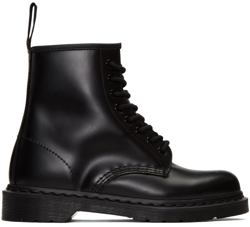 Dr. Martens Black 1460 Mono Boots