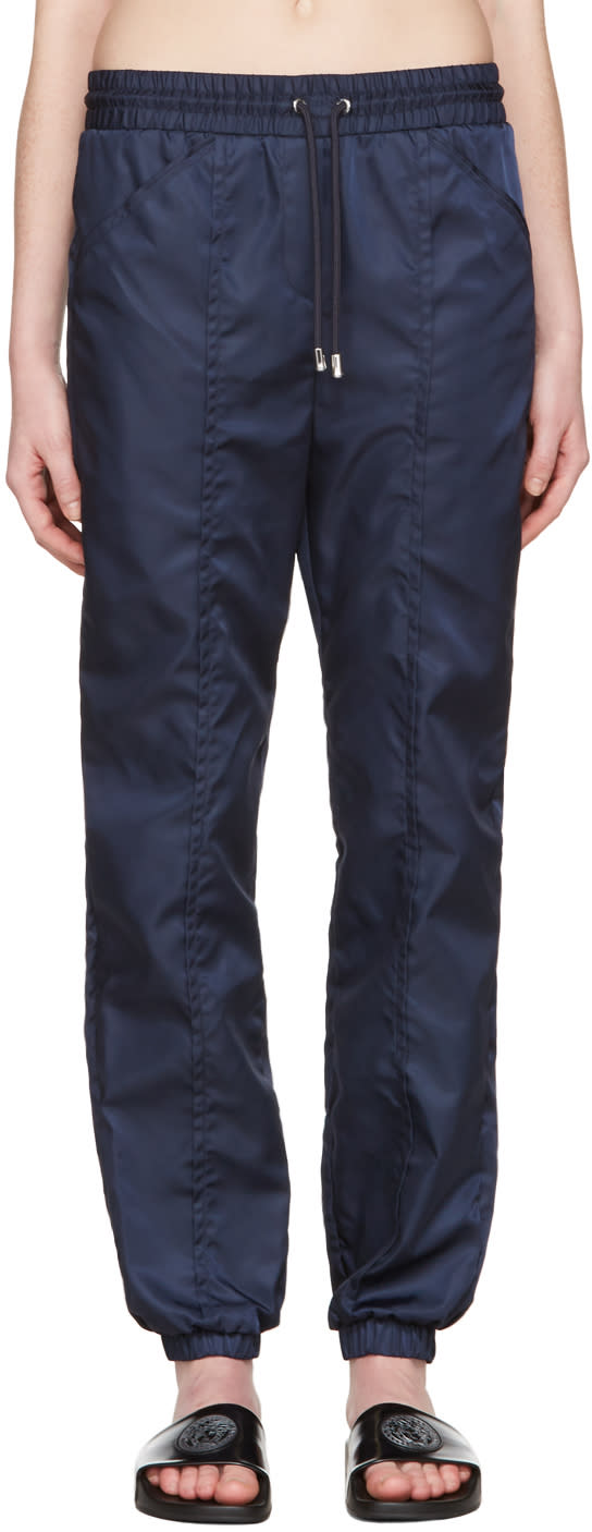Versus Navy Parachute Lounge Pants