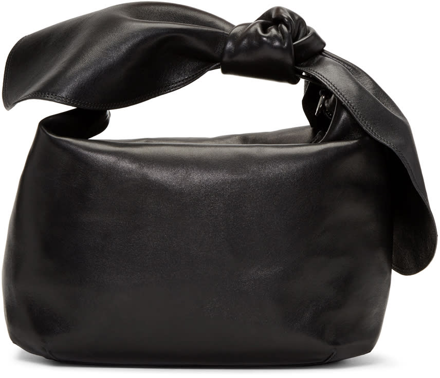 Simone Rocha Black Little Knot Bag