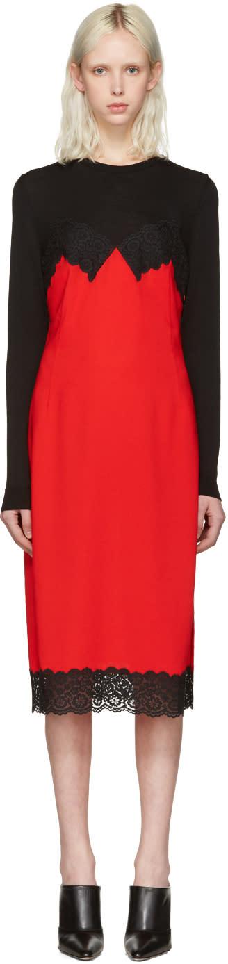 Altuzarra Red Debbie Dress