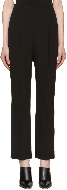 Altuzarra Black Norton Trousers