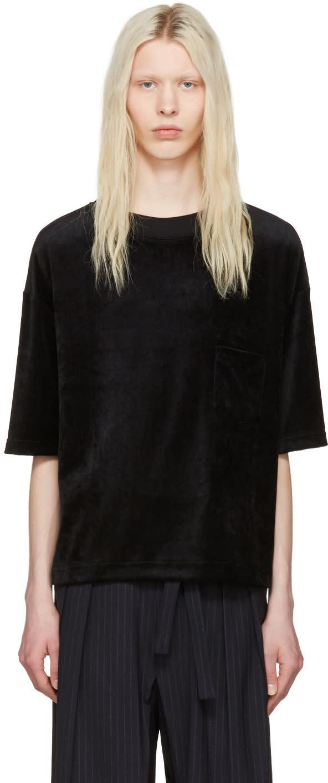 Sasquatchfabrix Black Big T-shirt