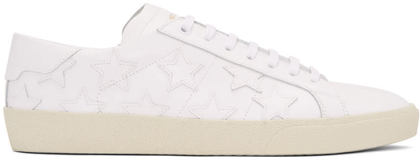 White Stars Sl-06 Court Classic Sneakers