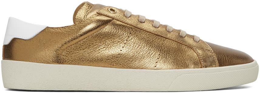 Bronze Sl-06 Court Classic Sneakers