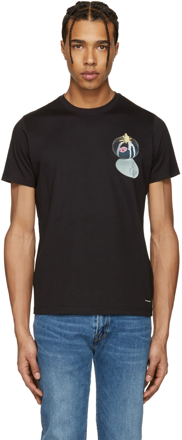 Ps By Paul Smith Black Tomato T-shirt