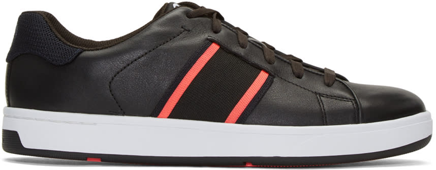 Ps By Paul Smith Black Lawn Sneakers