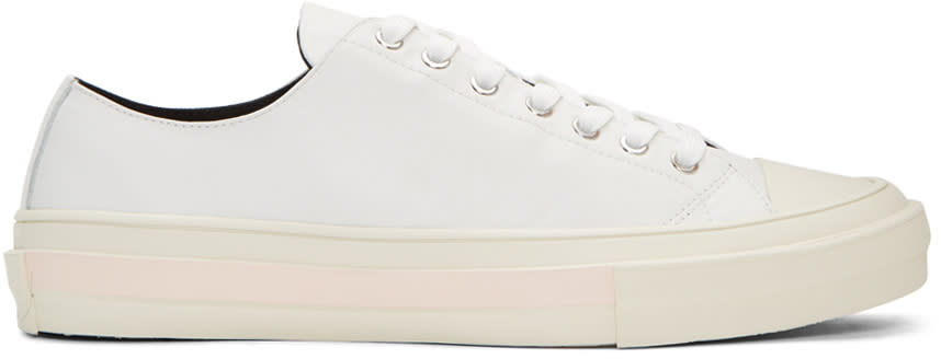 Ps By Paul Smith White Kinsey Sneakers