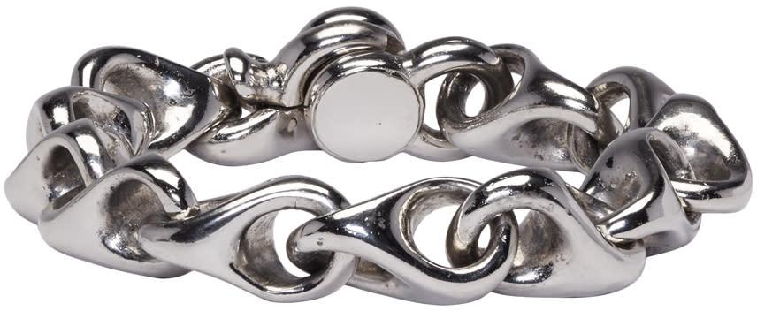 Ktz Silver Regular Bracelet