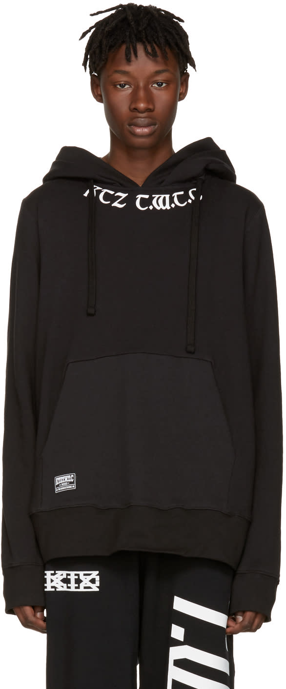 Ktz Black the World To Come Hoodie