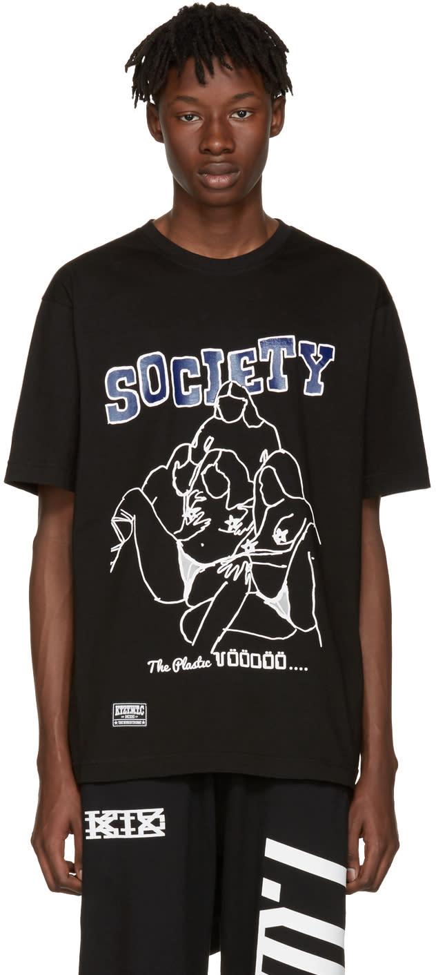 Ktz Black society T-shirt