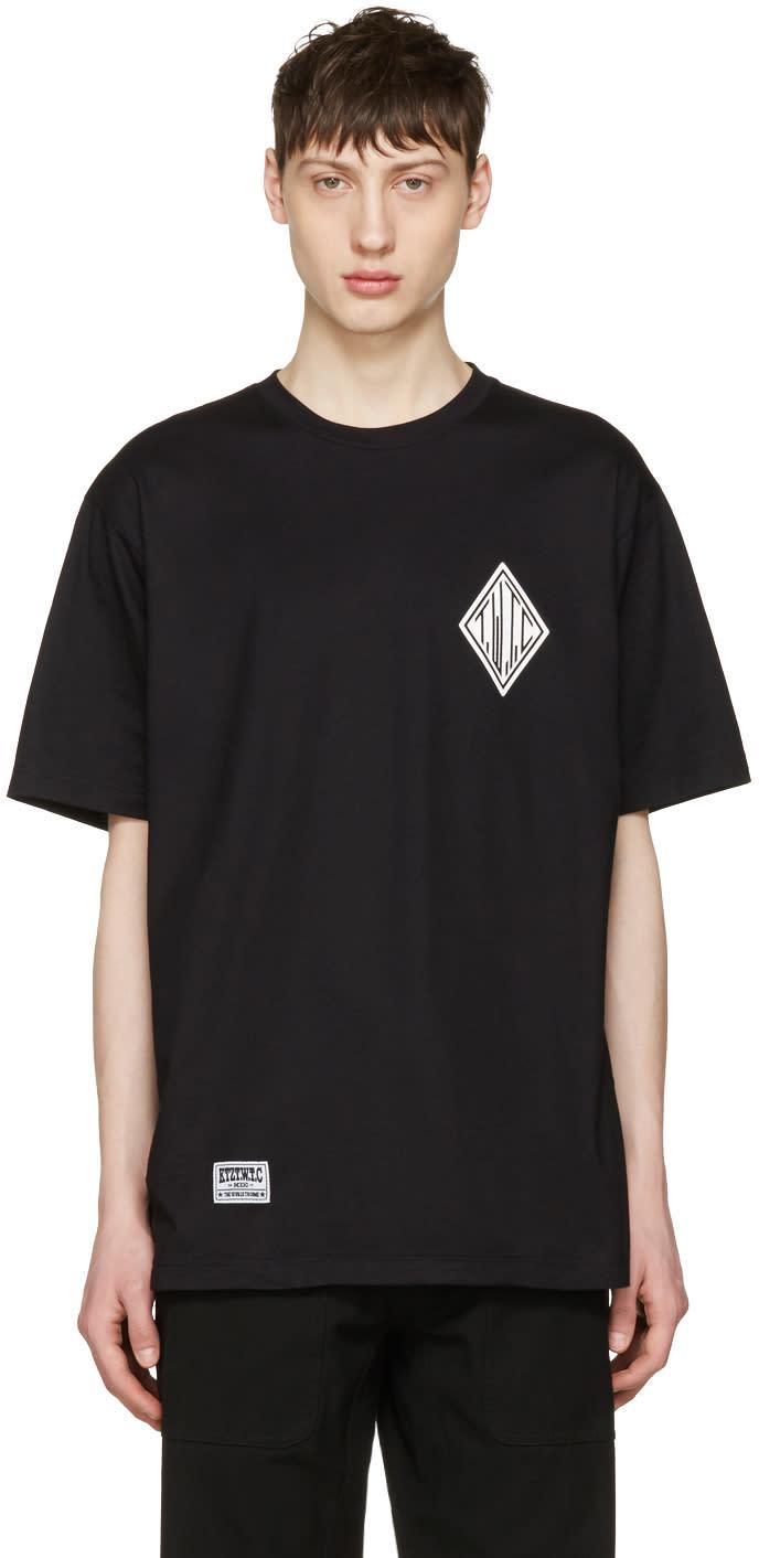 Ktz Black Square T-shirt