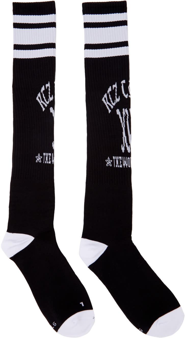 Ktz Black Logo Socks