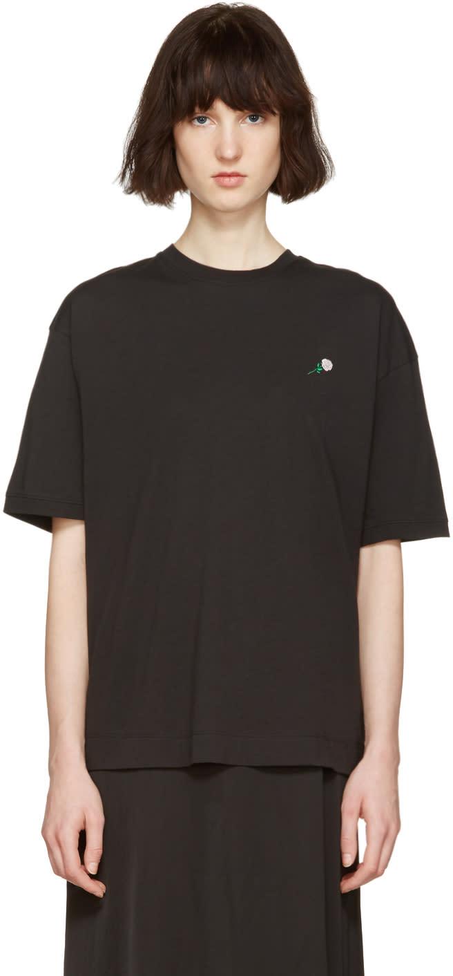 6397 Black Rose Sport T-shirt