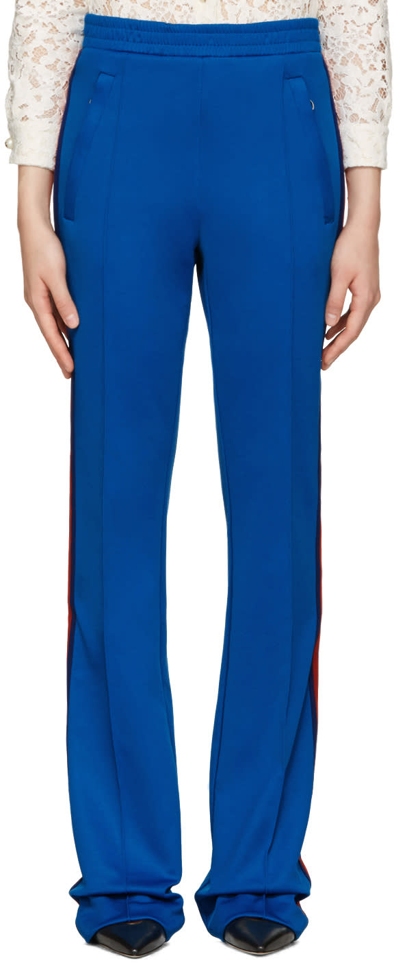Gucci Blue Jogging Pants