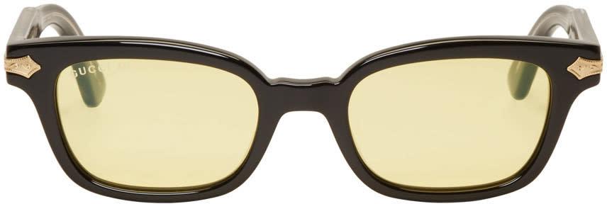 d92aa95c266bc Gucci Black Vintage Sunglasses