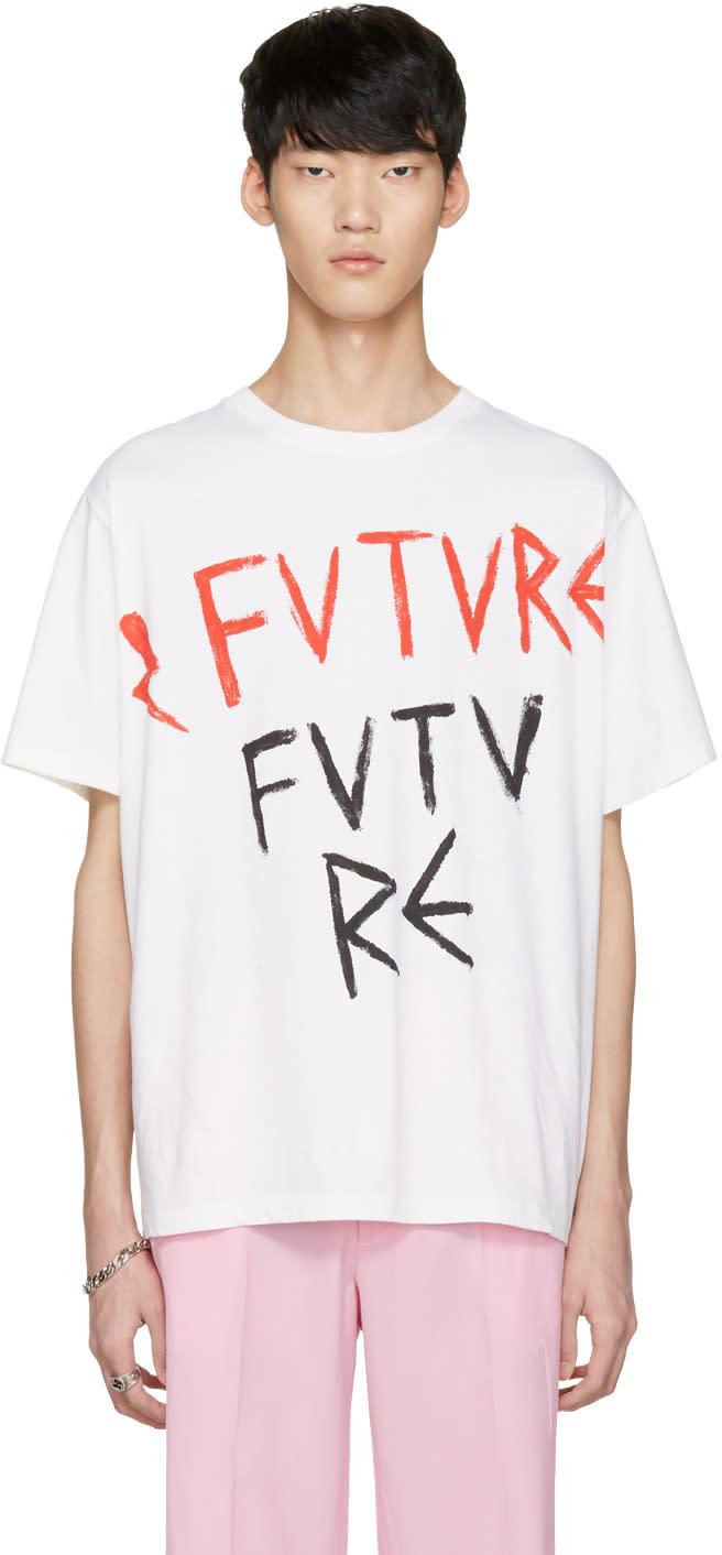 Gucci Off-white future T-shirt