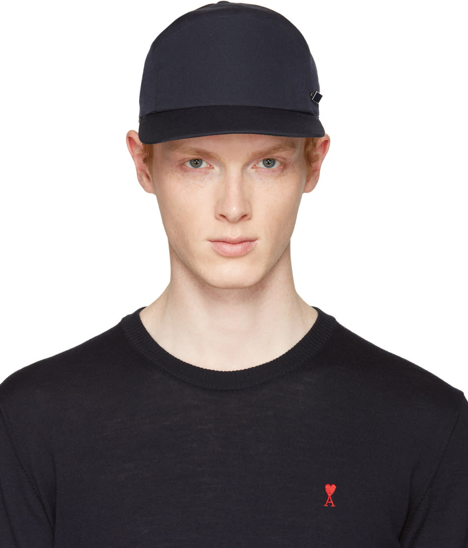 Image of Nanamica Navy Club Cap