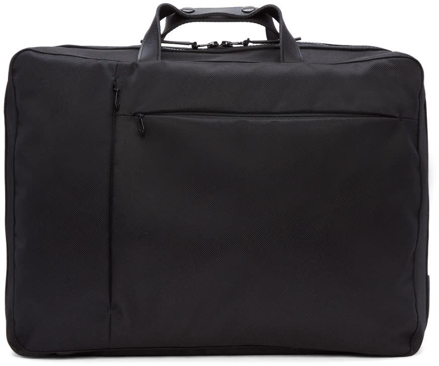 Nanamica Black Convertible Briefcase