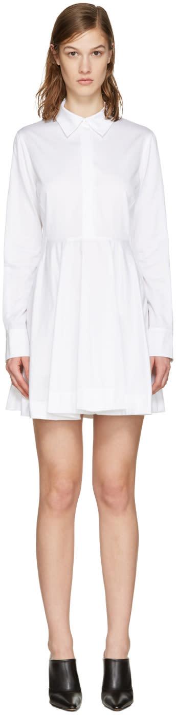 Stella Mccartney White Leile Dress