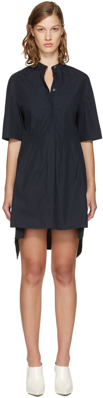 Stella Mccartney Navy Leanna Dress