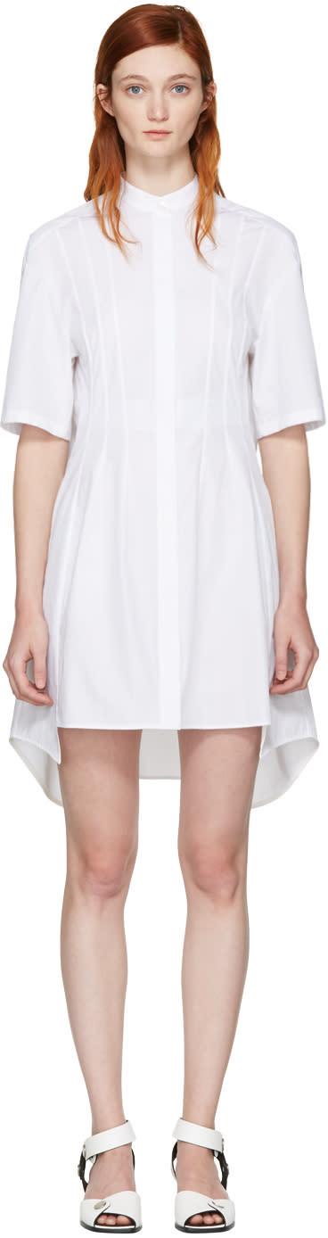 Stella Mccartney White Leanna Dress