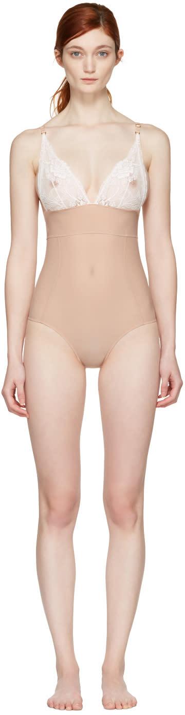 Stella Mccartney Pink Bella Admiring Bodysuit