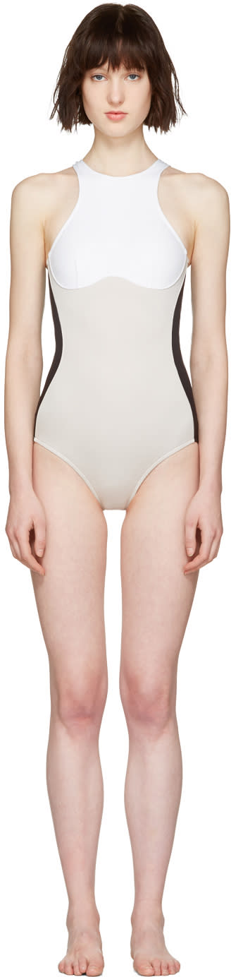 Stella Mccartney Multicolor Miracle Swimsuit