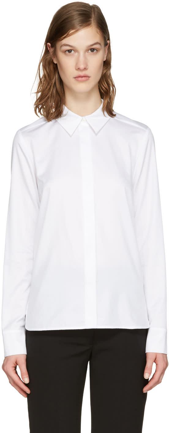 Stella Mccartney White Classic Shirt