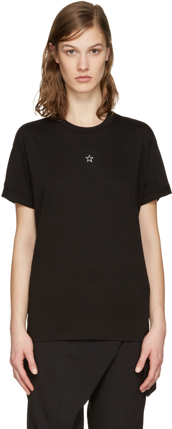 Stella Mccartney Black Star T-shirt