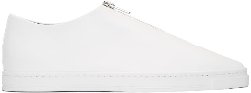 Stella Mccartney White Medusa Sneakers