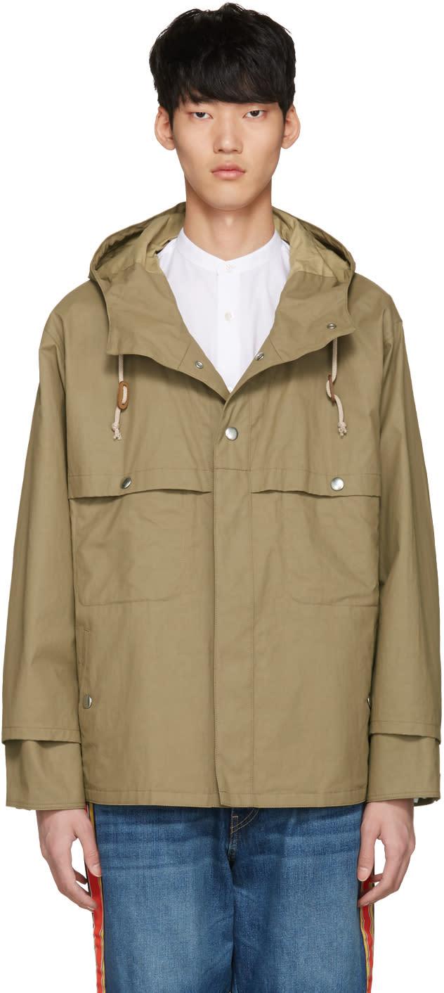 Stella Mccartney Taupe Short Jacket