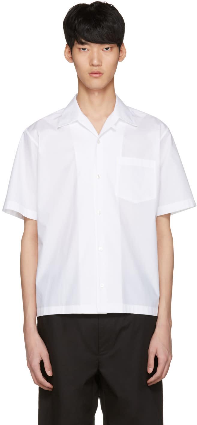 Stella Mccartney White members And Non Members Shirt