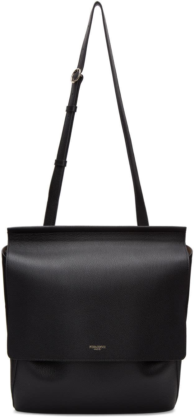 Nina Ricci Black Gaby Bag