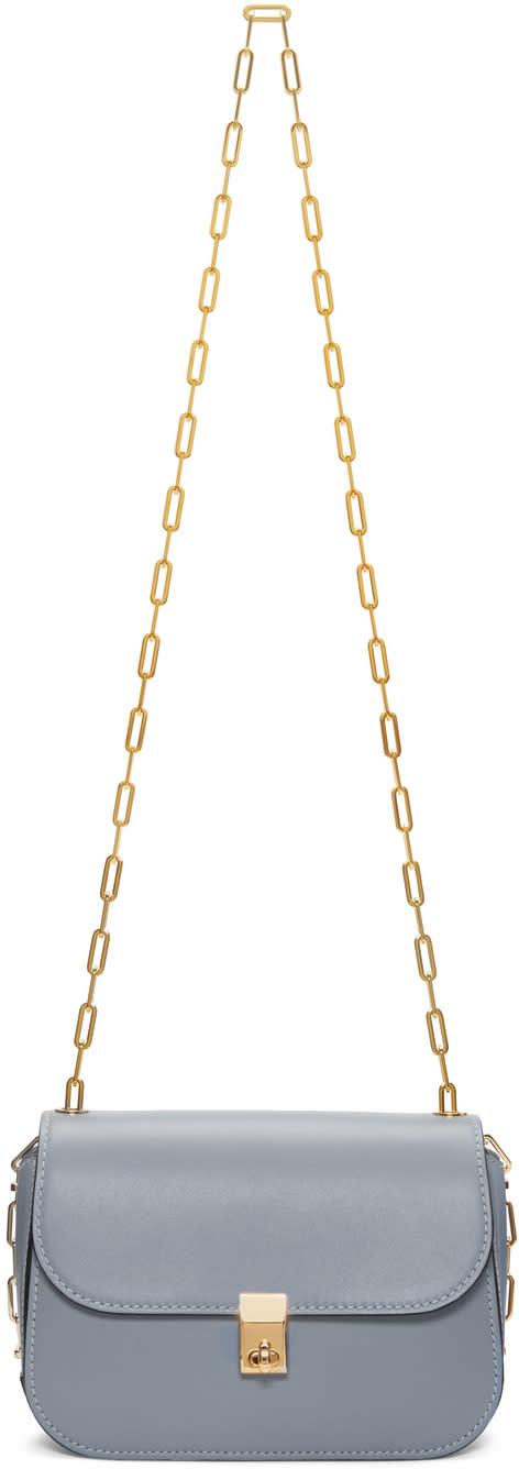 Valentino Blue Chain Bag