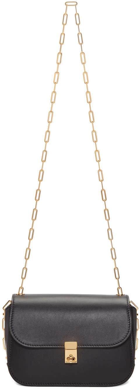 Valentino Black Chain Bag