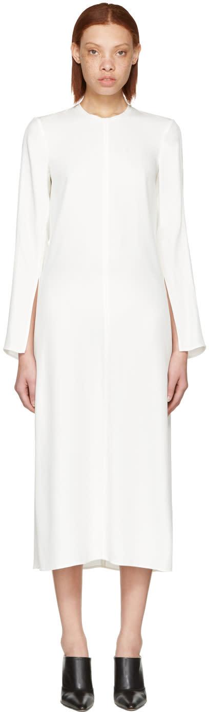 Calvin Klein Collection White Larrew Dress