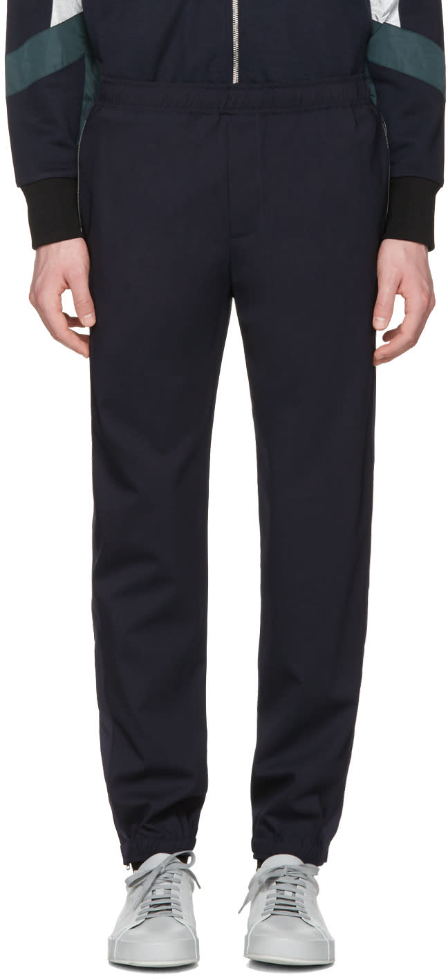 Tim Coppens Navy Lux Lounge Pants