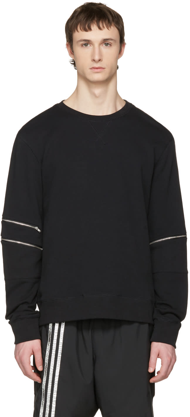 Tim Coppens Black Core Zipper Pullover