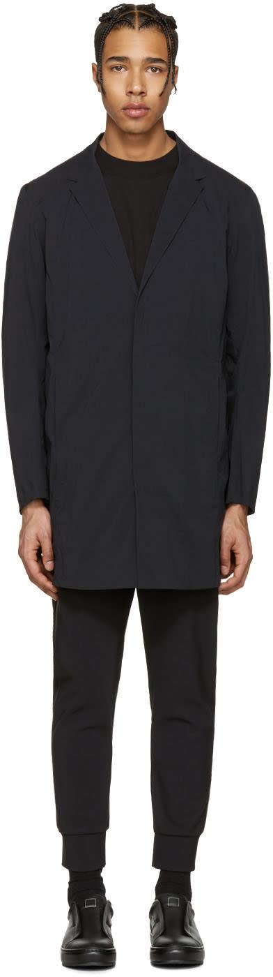 Image of Arcteryx Veilance Black Doeln Coat