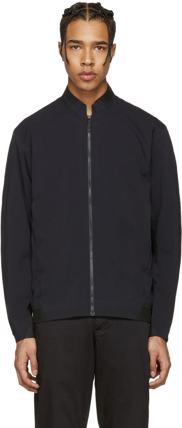 Image of Arcteryx Veilance Black Nemis Jacket