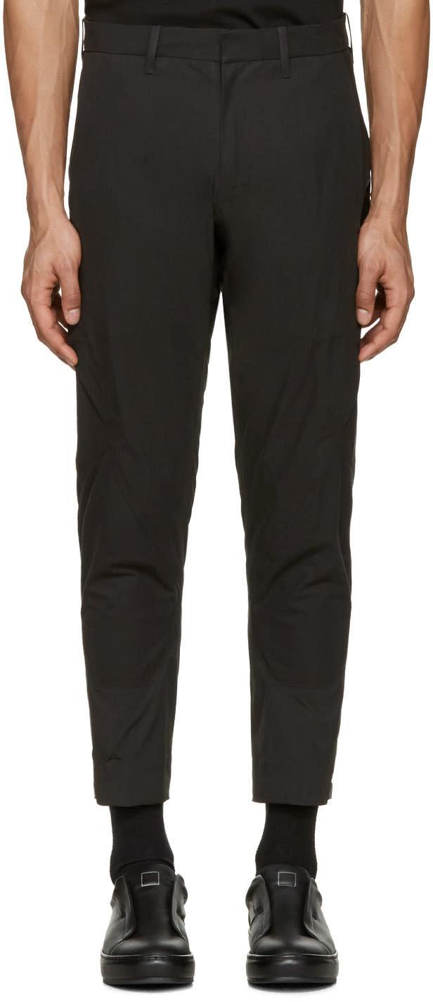 Image of Arcteryx Veilance Black Apparat Pants