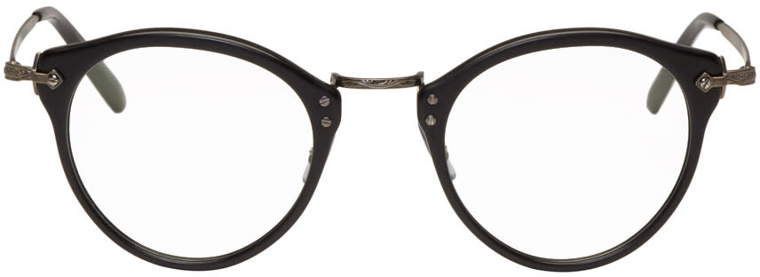 Oliver Peoples Black Op 505 Glasses
