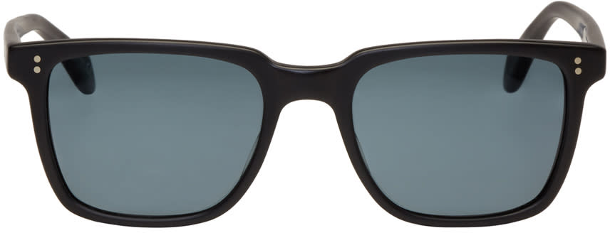 Oliver Peoples Black Ndg I Sunglasses