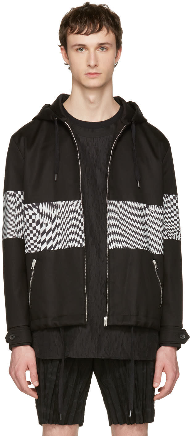 Yang Li Black James Jacket