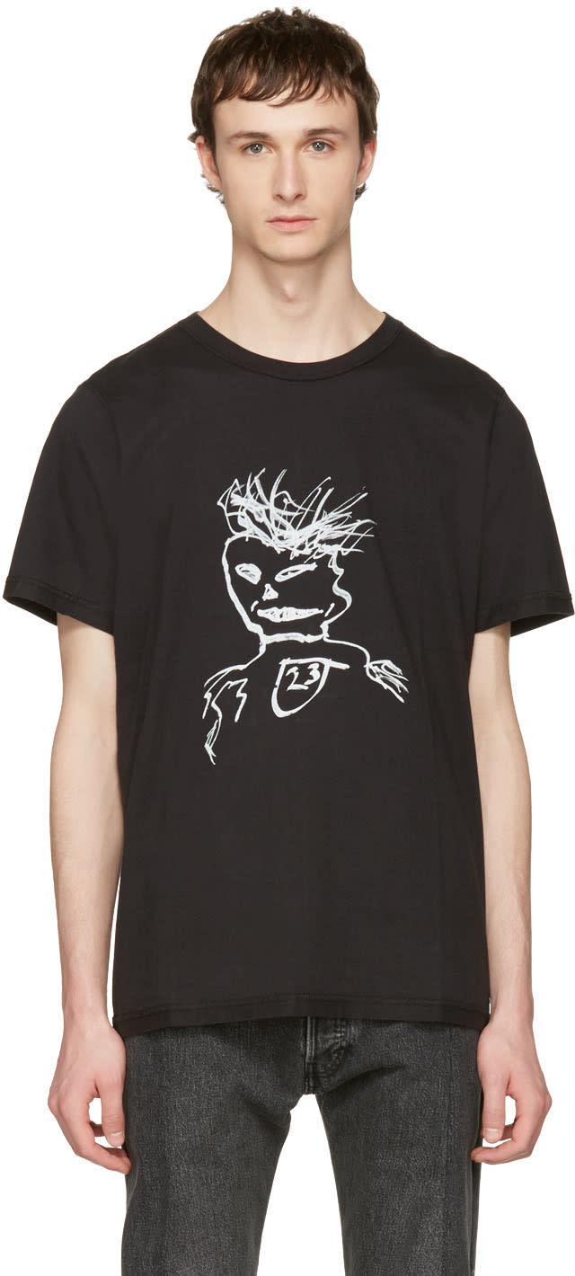 Yang Li Black William Burroughs T-shirt